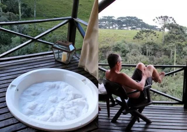 Barraca Suite Parador Casa da Montanha