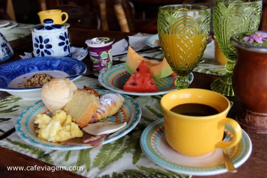 cafés da manhã de hotel