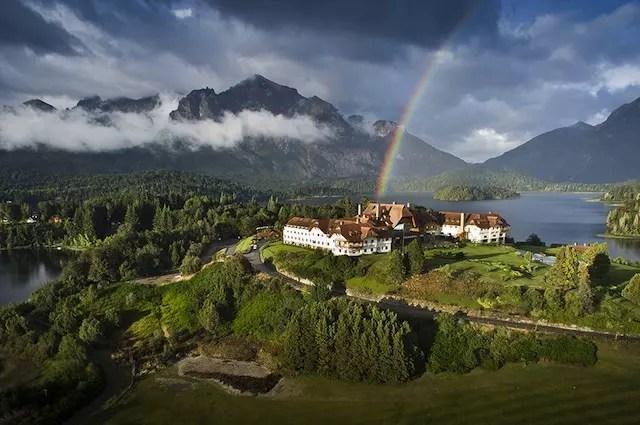 Llao Llao em Bariloche - hotel excelente na neve ou em qualquer estação