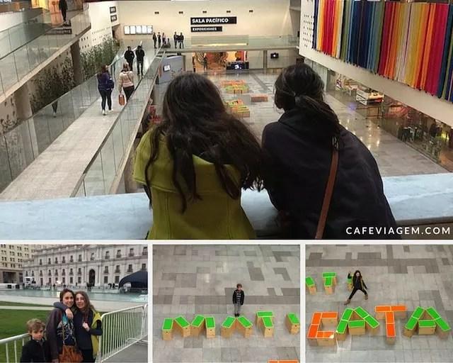 Visitando o Centro Cultural da Casa da Moeda