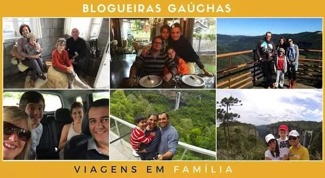 O 1o encontro com bate-papo sobre viagens em família vai acontecer no Laje de Pedra em Canela (RS) no dia 18/06