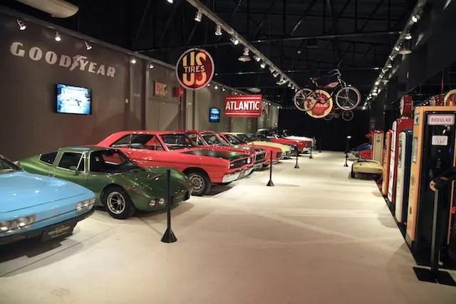 Museu do Automovel de Canela. Foto divulgação Cleiton Thiele/SerraPress