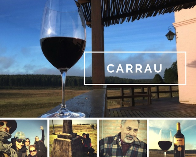 Carrau Rivera Uruguai