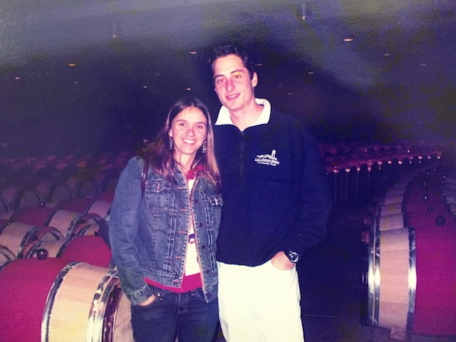 Como não conhecemos Marina, fotografei também outra foto da parede do casal um pouco mais jovem