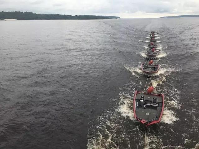 Pesca na Amazônia Rio Negro