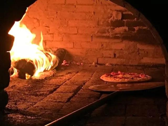 Pizza no Litoral Gaúcho