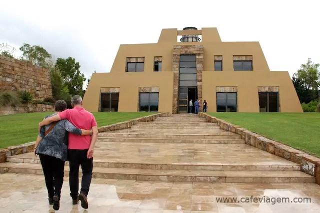 visita Catena Zapata