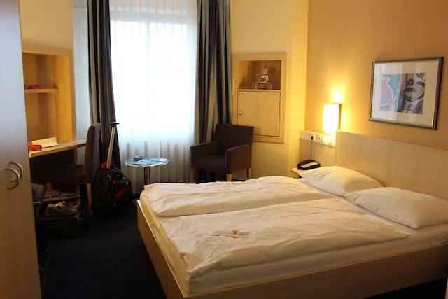 dica de hotel economico em Nuremberg