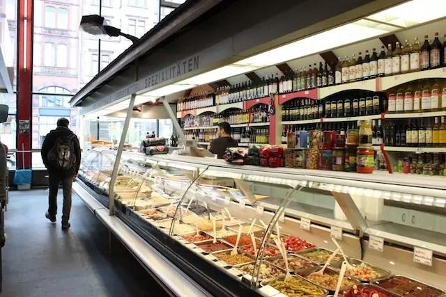 mercado gastronomico da Alemanha MarkethalleHannover