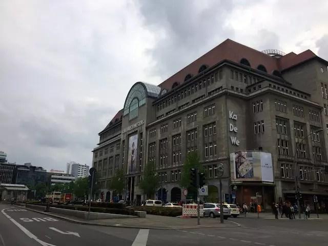 mercados gastronomicos da Alemanha KaDeWe Berlim