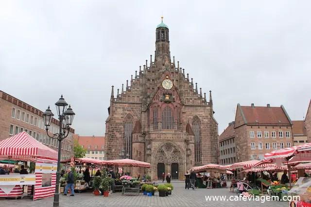 mercado de Nuremberg