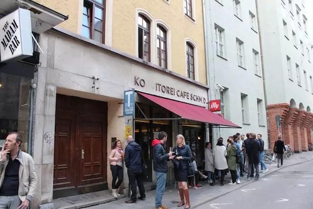Bar Centrale Munique