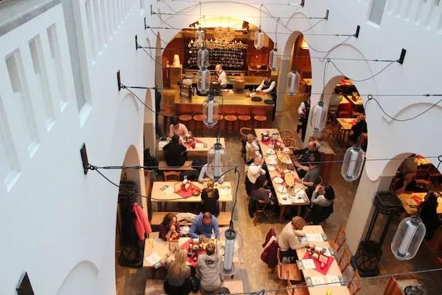 restaurante Donisl em Munique