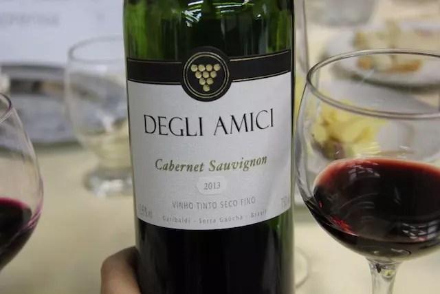 vinhos e espumantes de Garibaldi