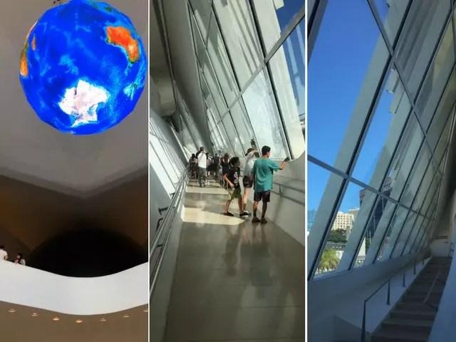Museu do Amanha por dentro 2