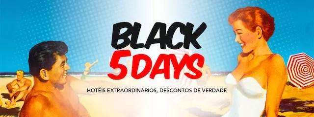 Black Friday para viagem