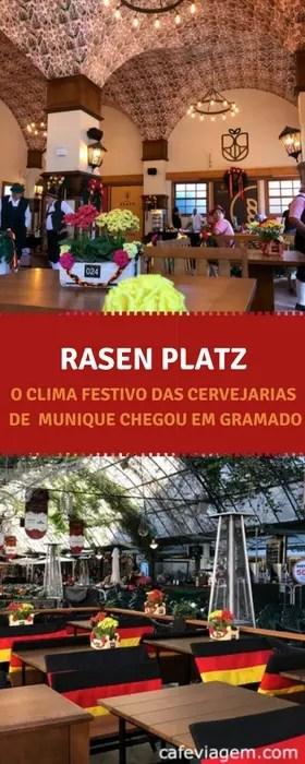 Rasen Platz de Gramado