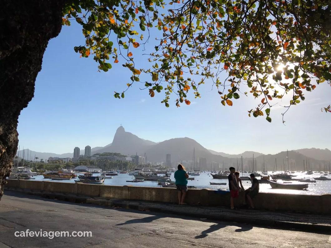 vista do Rio de Janeiro imperdível