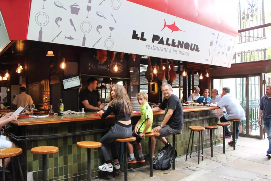Onde comer em Montevidé