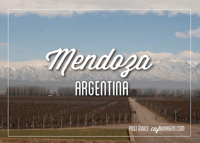 o que fazer em Mendoza