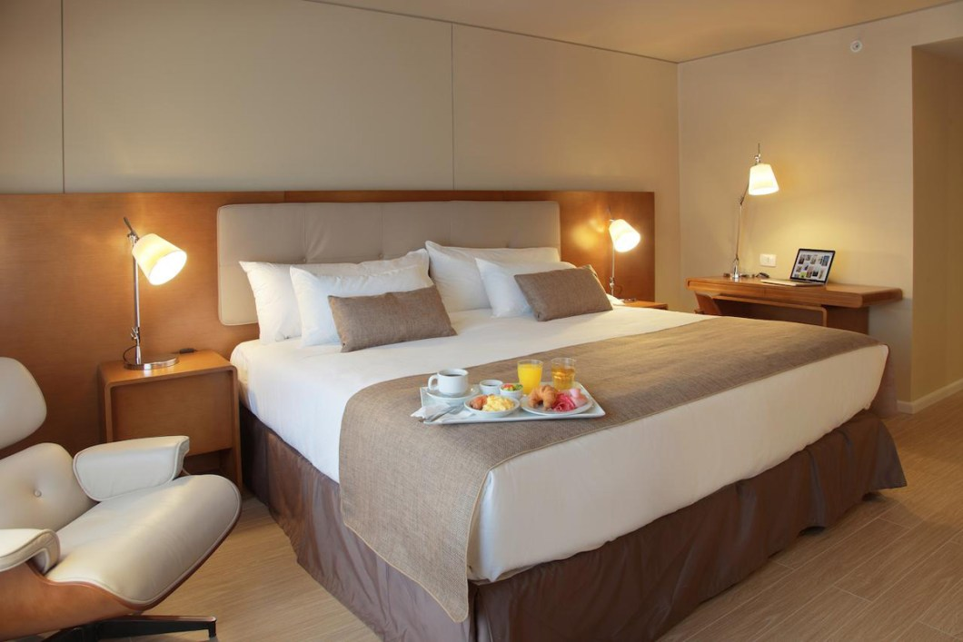 melhores hotéis em Montevidéu Uruguai