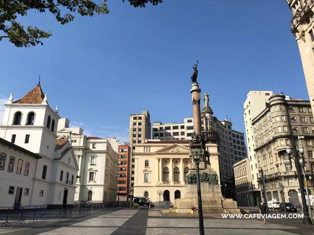 Roteiro Centro São Paulo o que fazer