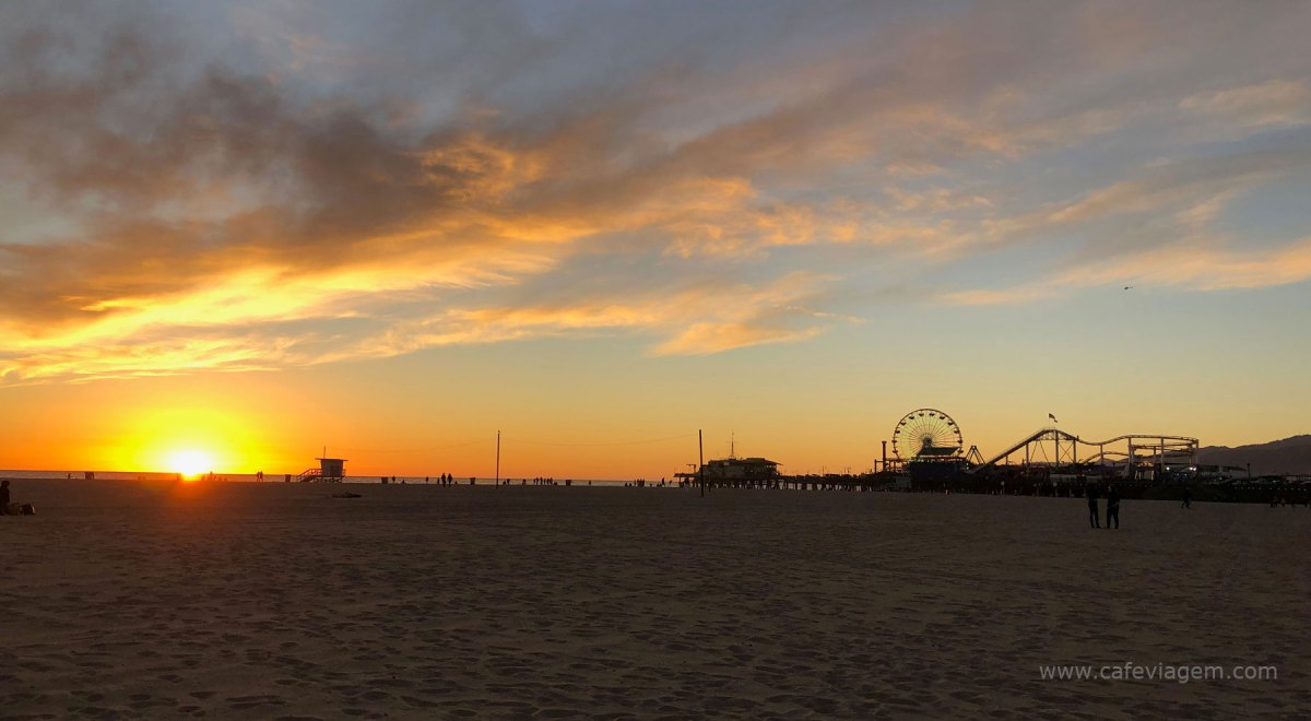 Viagem Califórnia em Familia roteiro