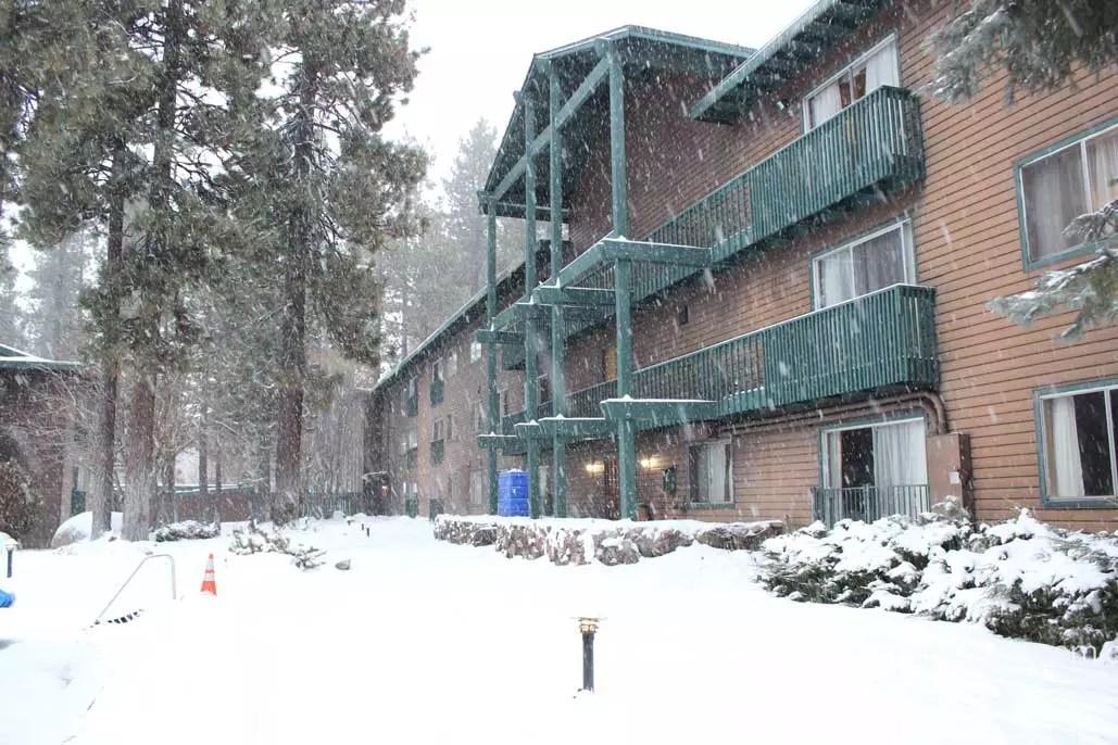 Onde ficar em Heavenly Lake Tahoe