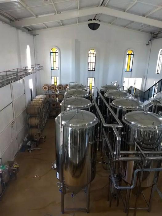 Cerveja Leopoldina Garibaldi