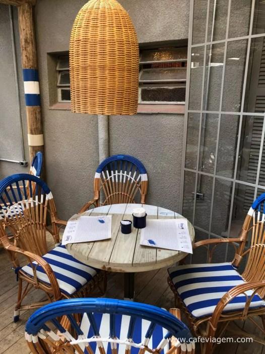 café da manhã e Porto Alegre
