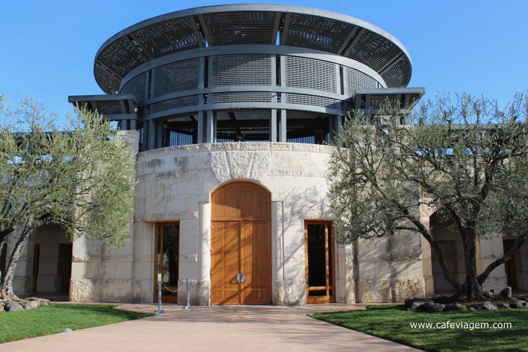 Visita a Opus One