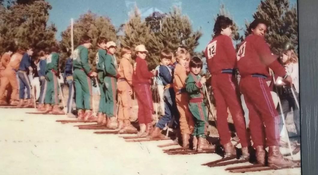 pista de esqui de Garibaldi