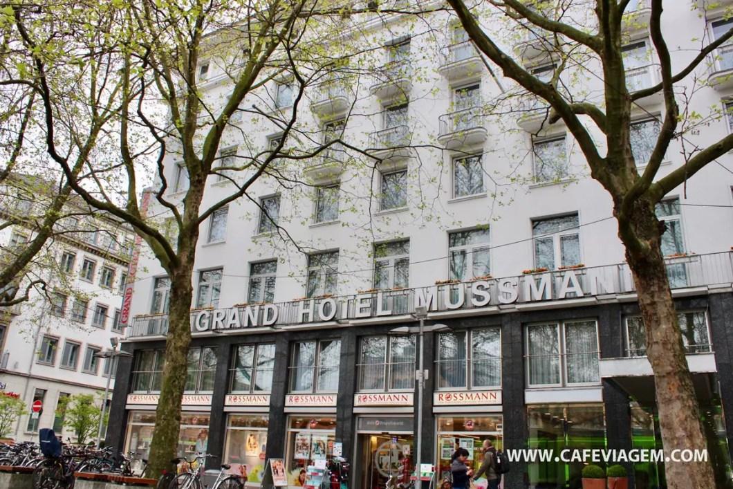 dica de hotel Hannover