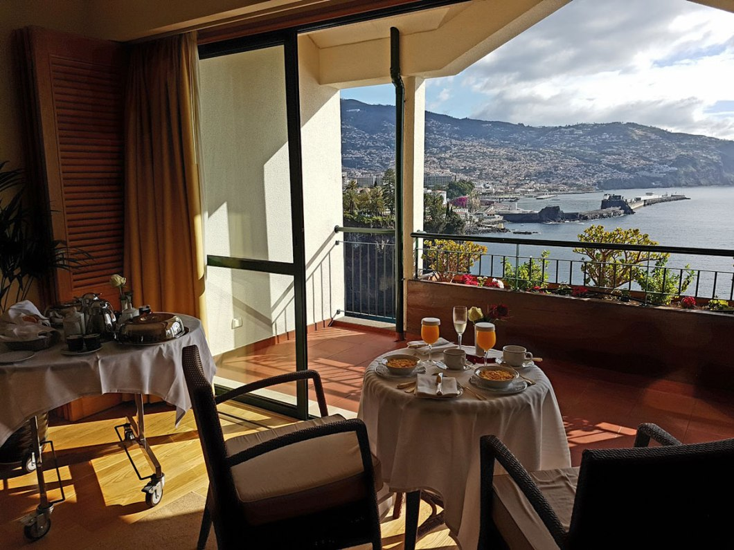 Hotel na Ilha da Madeira