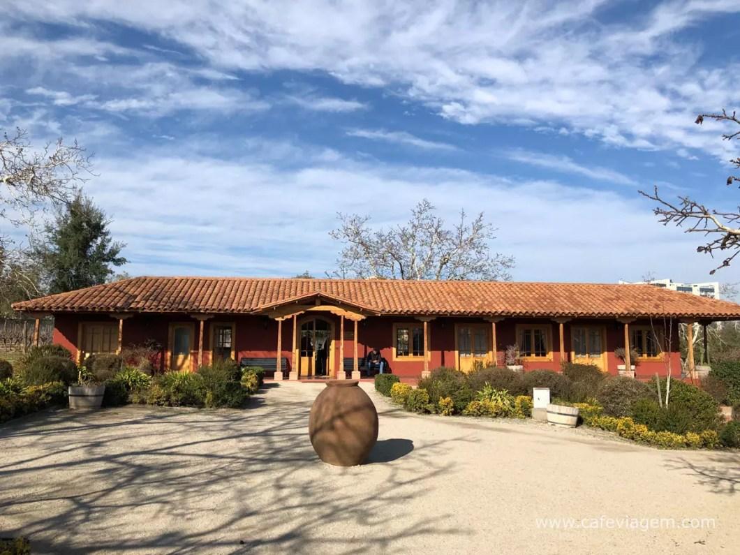 Vinícola Aquitania Santiago do Chile