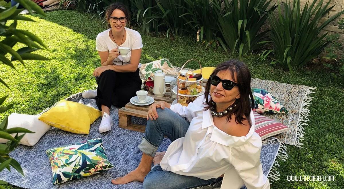 chá da tarde em Porto Alegre