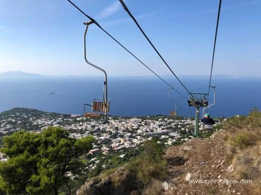 o que fazer em Capri