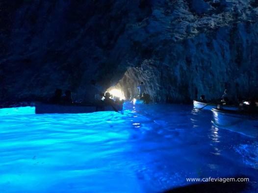 Gruta Azul de Capri
