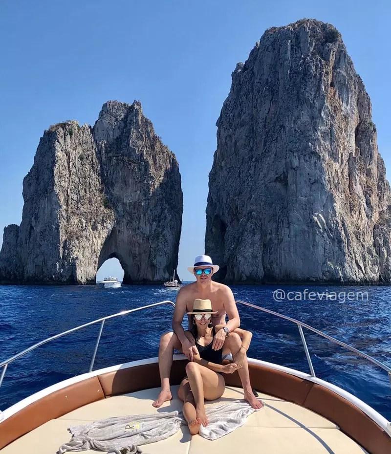 o quer fazer em Capri