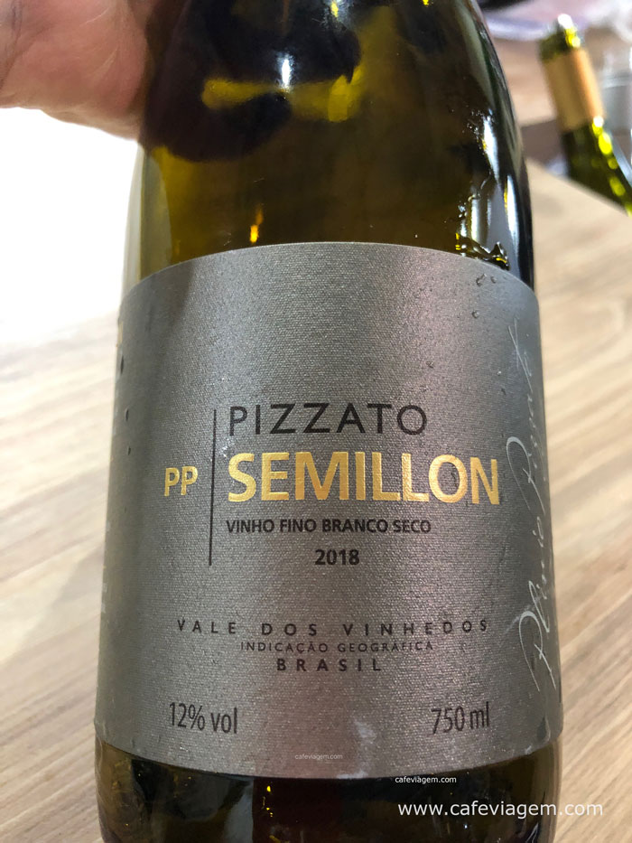 Semillion Pizzato
