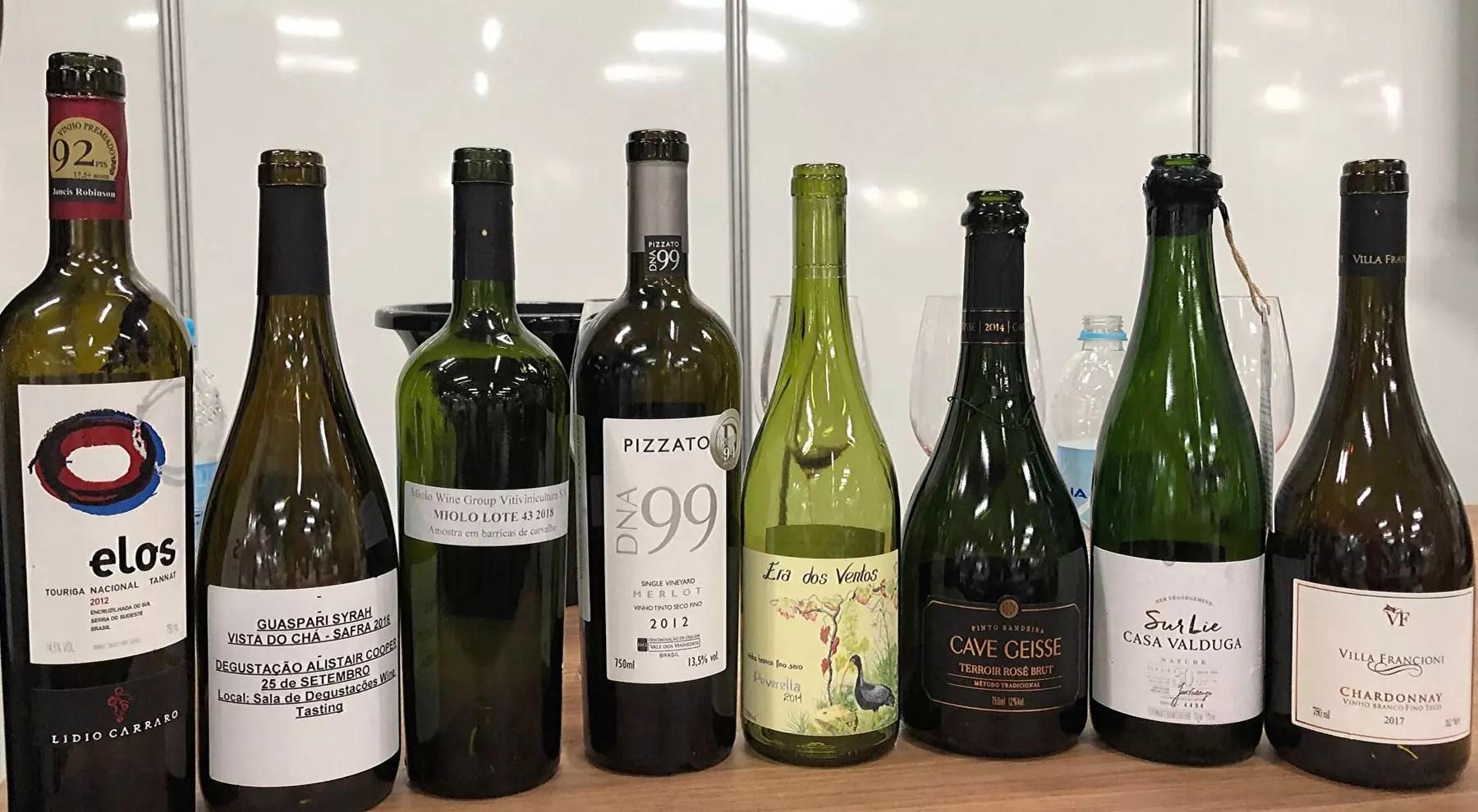 dica de vinhos brasileiros