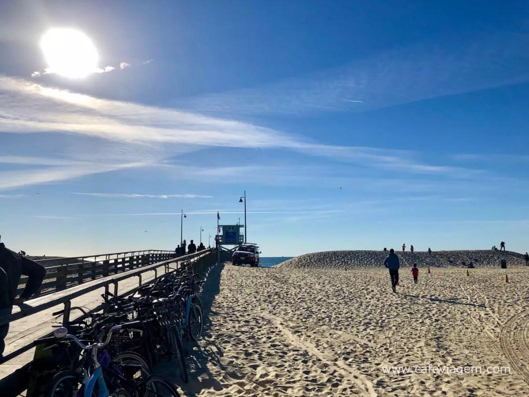 Pier Venice Beach Dicas