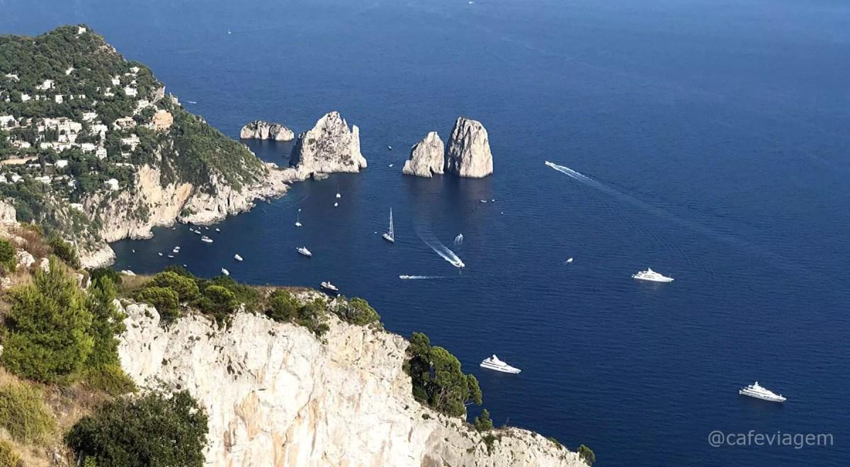 o que fazer em Capri Italia