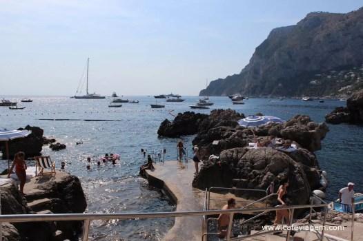 passeio barco em Capri 36