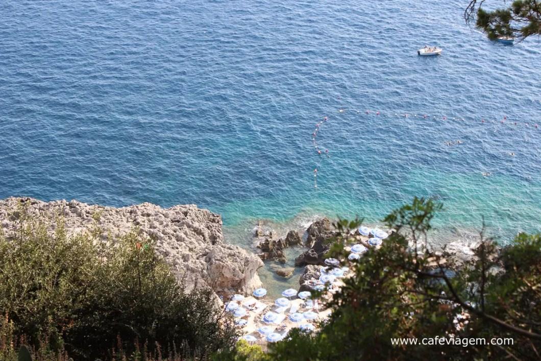 Dicas Capri passeio de barco