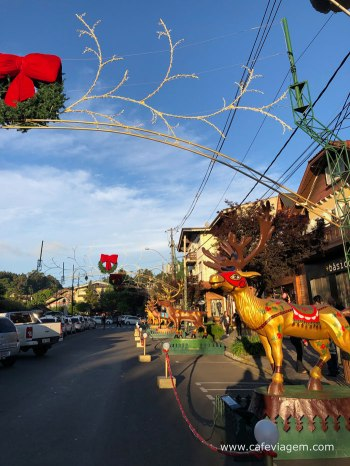 Rua das Renas Natal Luz