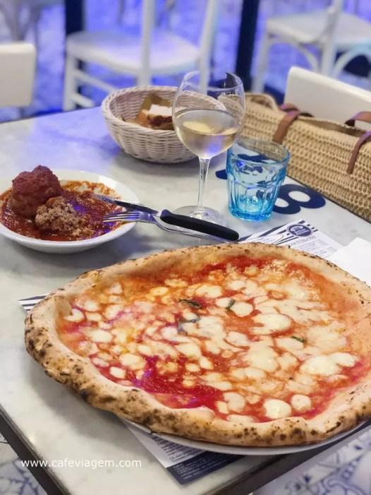 pizzarias em Napoles dicas