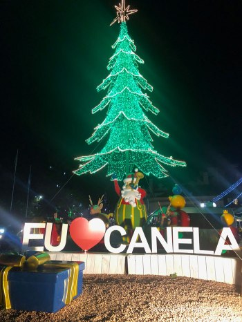 Sonho de Natal Canela programacao 76