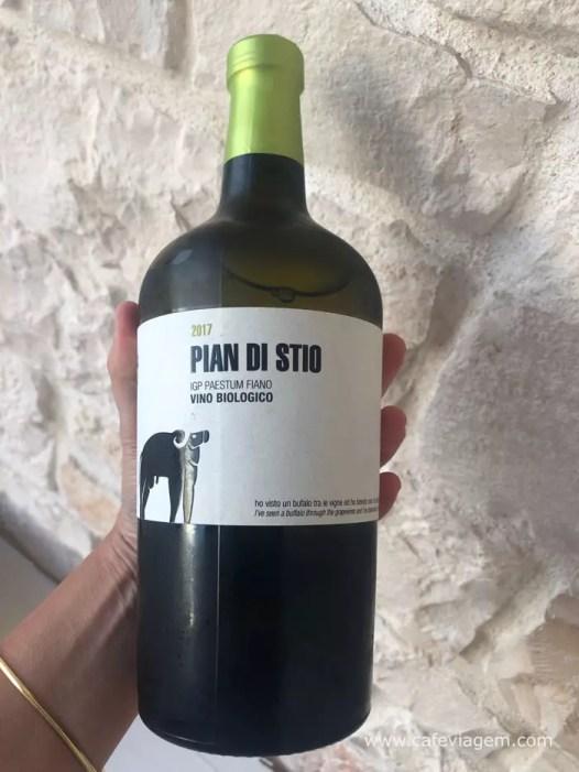 vinhos Fiano Campânia
