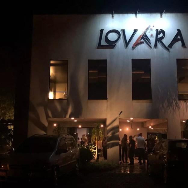 vinícola Lovara